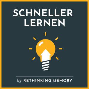 Schneller Lernen Podcast Logo groß