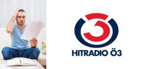 Ö3 Logo mit Paniktipps