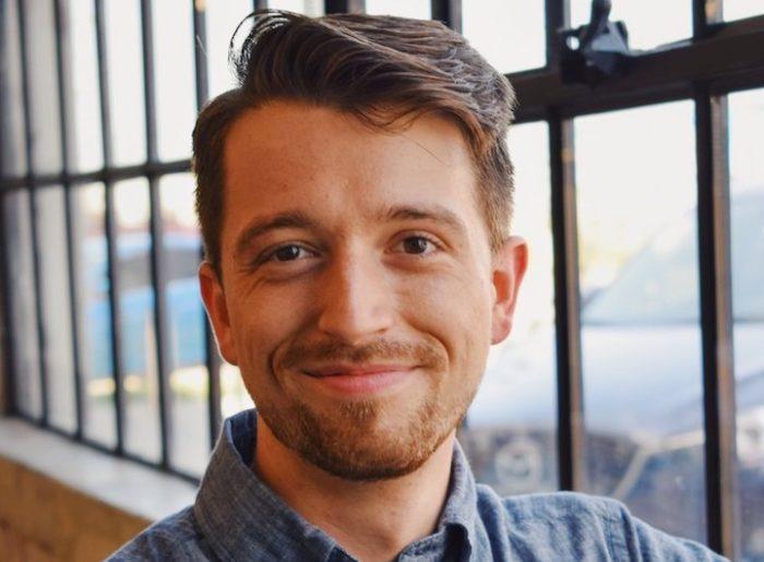 Timothy Moser Portrait