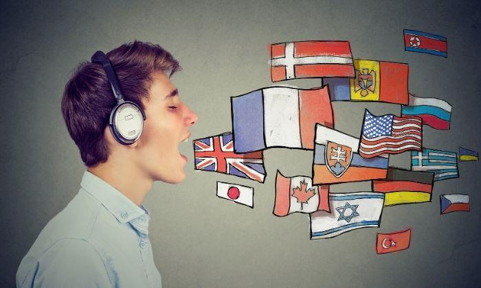 Eine Sprache schnell lernen in 4 Wochen.