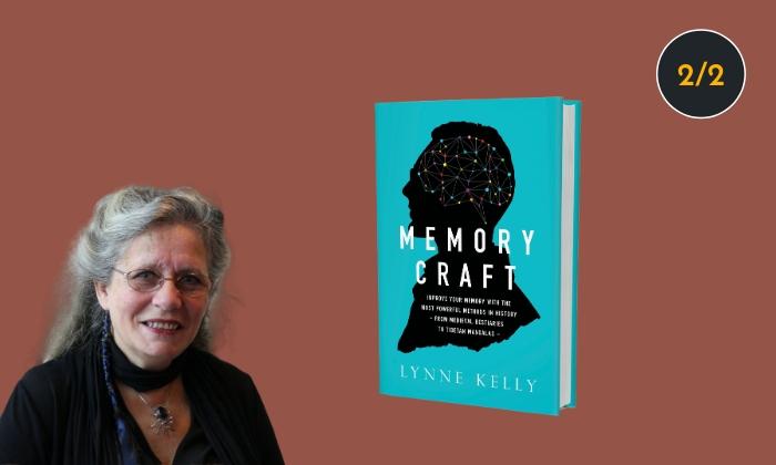 Memory Craft von Dr. Lynne Kelly