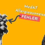 SLP72: MedAT Allergieausweise merken: Überladene Orte - MedAT Gedächtnis und Merkfähigkeit