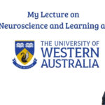 SLP78: Live Speed Memory Seminar at the University of Western Australia