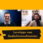SLP102: Gedächtnisweltmeister und Neurowissenschaftler Dr. Boris Konrad - Lerntechniken und Lerntipps
